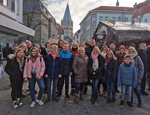 Ausflug: Weihnachtsmarkt Soest